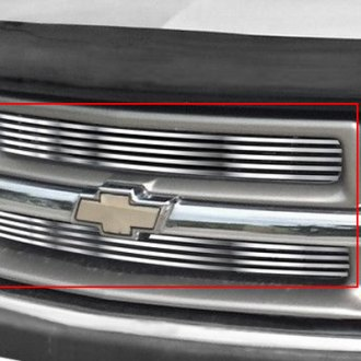 APG® - Brushed Horizontal Billet Main Grille
