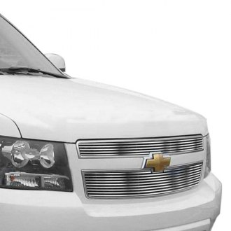 APG® - 2-Pc Brushed Horizontal Billet Grille