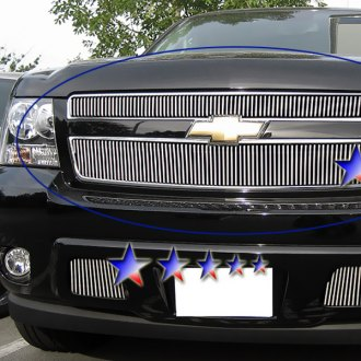 APG® - 2-Pc Polished Vertical Billet Grille
