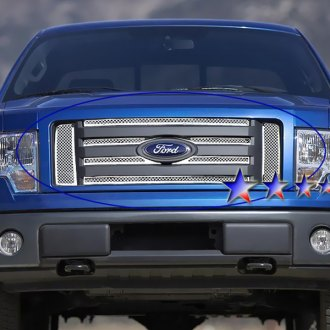 2012 ford f 150 exterior accessories parts for Ford f 150 exterior accessories