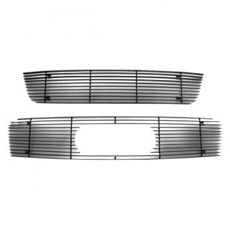 APG® - 2-Pc Black Horizontal Billet Main Grille