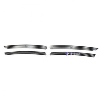 APG® - 4-Pc Polished Horizontal Billet Bumper Grille