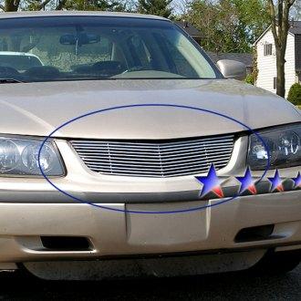2005 chevy impala custom grilles billet mesh led. Black Bedroom Furniture Sets. Home Design Ideas