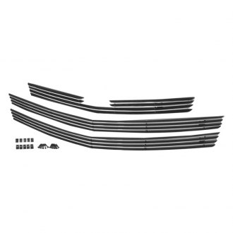APG® - 3-Pc Polished Horizontal Billet Main and Bumper Grille Kit