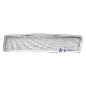 APG® - 1-Pc Chrome 1.8mm Wire Mesh Main Grille