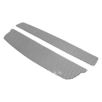 APG® - 2-Pc Black 1.8mm Wire Mesh Main Grille