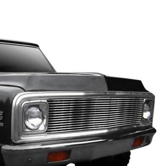 APG® - 1-Pc Hairline Horizontal Billet Main Grille