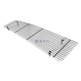 APG® - 1-Pc BGC Brushed Horizontal Billet Main Grille