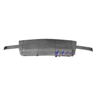 "APG® - 1-Pc ""Full Face"" Polished Horizontal Billet Main Grille"