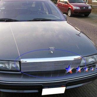 1991 Chevy Caprice Custom Grilles | Billet, Mesh, LED