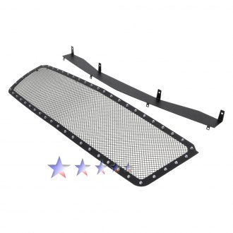 APG® - 1-Pc Rivet Style Black 1.8mm Wire Mesh Main Grille