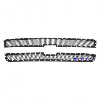 APG® - 2-Pc Rivet Style Black 1.8mm Wire Mesh Grille