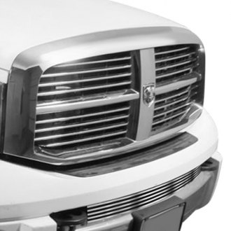 APG® - 1-Pc Hairline Vertical Billet Bumper Grille