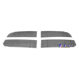 APG® - 4-Pc Polished Horizontal Billet Grille