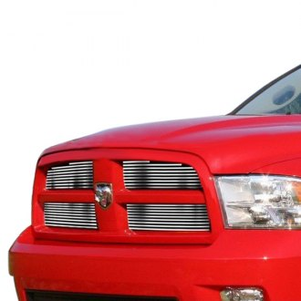 APG® - 4-Pc Brushed Horizontal Billet Grille