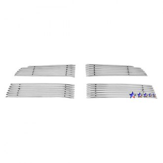 APG® - 4-Pc Polished Horizontal Tubular Main Grille