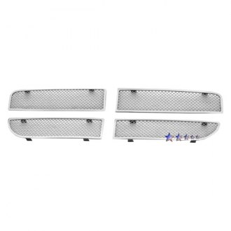 APG® - 4-Pc Chrome 1.8mm Wire Mesh Grille