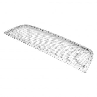 APG® - 1-Pc Rivet Style Chrome 2.5mm Wire Mesh Main Grille