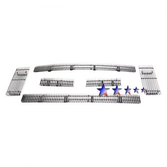 APG® - 6-Pc Polished Vertical Billet Main Grille