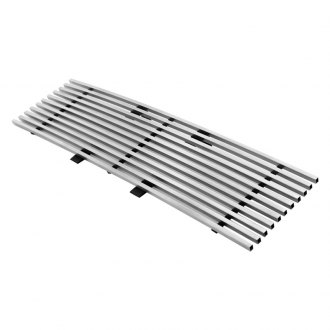 APG® - 1-Pc BGC Brushed Horizontal Billet Bumper Grille