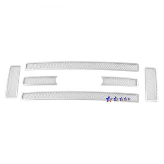 APG® - 6-Pc Chrome 1.8mm Wire Mesh Grille