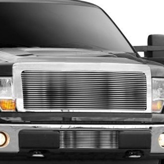 APG® - 2-Pc Hairline Horizontal Billet Grille