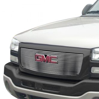 APG® - 1-Pc Hairline Horizontal Billet Grille