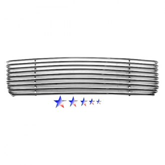 APG® - 1-Pc Polished Horizontal Tubular Main Grille