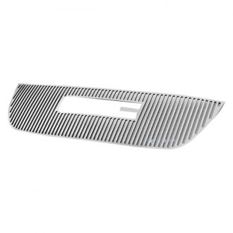 APG® - 1-Pc Perimeter Polished Vertical CNC Machined Grille