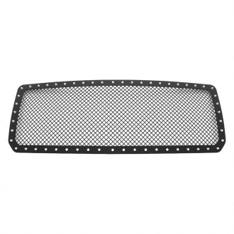 APG® - 1-Pc Rivet Style Black 2.5mm Wire Mesh Main Grille