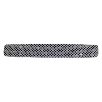 APG® - 1-Pc Chrome 2.5mm Double Wire X Mesh Bumper Grille