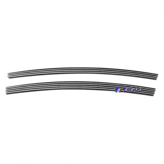APG® - 2-Pc Polished Horizontal Billet Bumper Grille