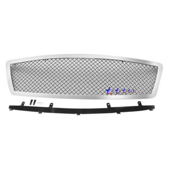 APG® - 1-Pc Chrome 2.5mm Wire Mesh Main Grille