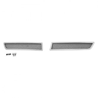 APG® - 2-Pc Chrome 1.8mm Wire Mesh Bumper Grille