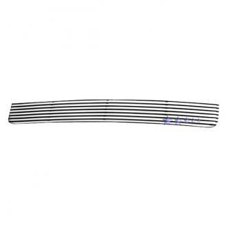 APG® - 1-Pc Perimeter Polished Horizontal CNC Machined Bumper Grille