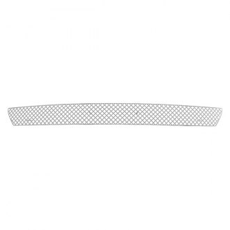 APG® - 1-Pc Chrome 2.5mm Wire X Mesh Bumper Grille