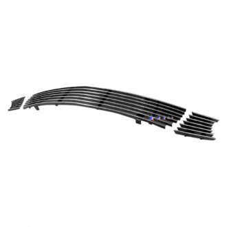 APG® - 3-Pc Polished Horizontal Billet Bumper Grille