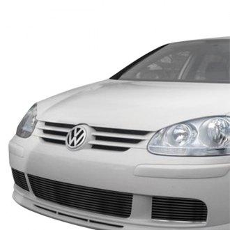 2009 Volkswagen Rabbit Custom Grilles   Billet, Mesh, LED