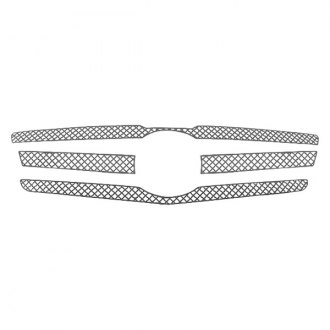 APG® - 4-Pc Chrome 2.5mm Wire X Mesh Main Grille
