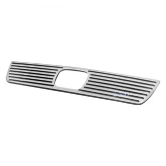 APG® - 1-Pc Perimeter Polished Horizontal CNC Machined Main Grille