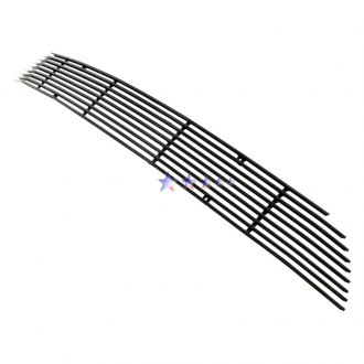 APG® - 1-Pc Black Horizontal Billet Bumper Grille