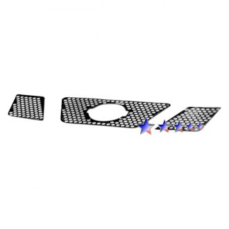 APG® - Sheet Series Polished Round Punch CNC Machined Grille