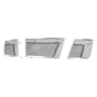 APG® - Chrome 2.5mm Wire Mesh Grille