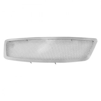 APG® - 1-Pc Plain Weave Style Chrome 1.8mm Wire Mesh Grille