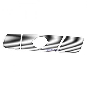 APG® - Perimeter Polished Horizontal CNC Machined Grille