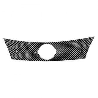APG® - 1-Pc Chrome 2.5mm Single Wire X Mesh Main Grille