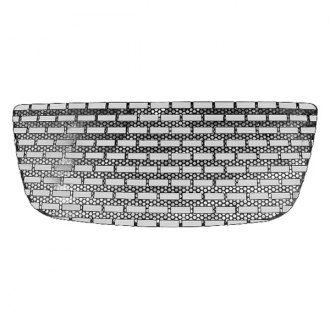 APG® - 1-Pc Symbolic Chrome CNC Machined Main Grille