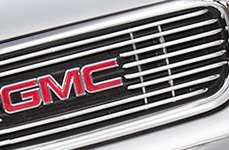 APG Tubular Grille on GMC Yukon