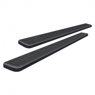 "APG® - 5"" iStep Wheel-to-Wheel Black Running Boards"