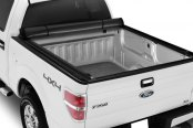 APG® - Roll-Up Tonneau Cover, Opened